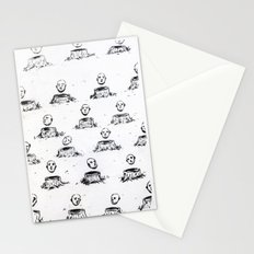your forest of toughts Stationery Cards