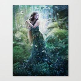 Dryad Sunlight 11 x 14 Canvas Print