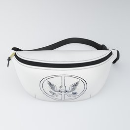 Peace Through Strength Fanny Pack