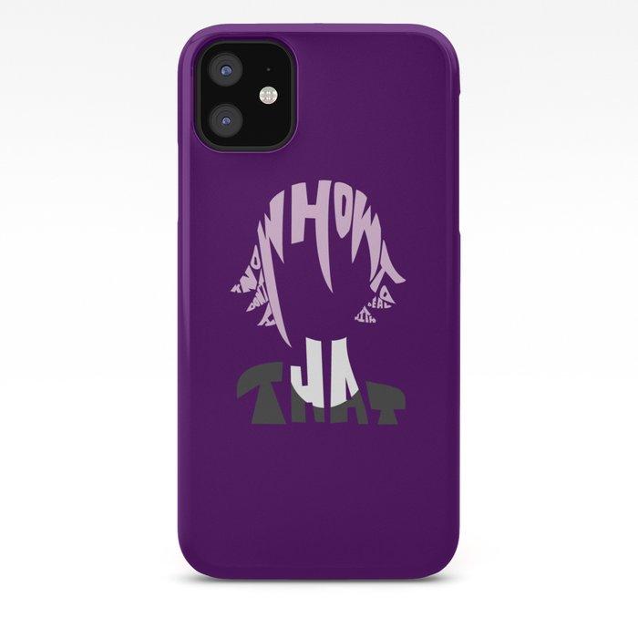 Crona Soul Eater Iphone Case By Rebeccamcgoran