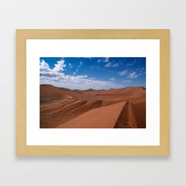 namib Framed Art Print
