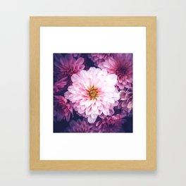 LaPinko Flower Framed Art Print