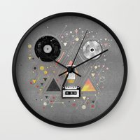evolution Wall Clocks featuring EVOLUTION by rpcabardo