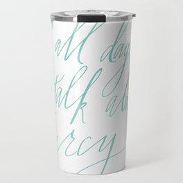 """""""Sadie"""" (Joanna Newsom) Travel Mug"""