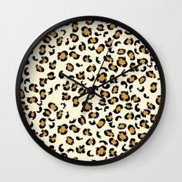 Catmovelage Wall Clock