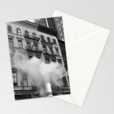 NY smoke Stationery Cards