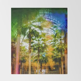 Conservatory  in the earlier WTC Throw Blanket