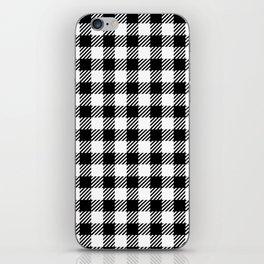 Black & White Vichy iPhone Skin