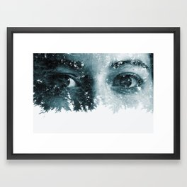 Souvenir Framed Art Print
