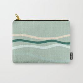 sea is pink Carry-All Pouch