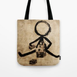 baby know Tote Bag