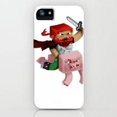 Minecraft Avatar H00j0 Slim Case iPhone (5, 5s)