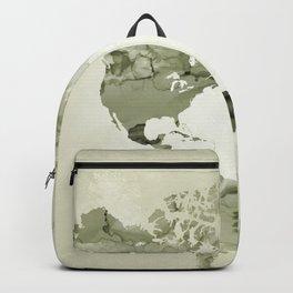 Design 123 World Map Backpack