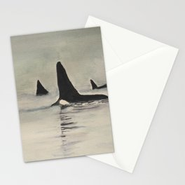 Salish Sea Transients Stationery Cards