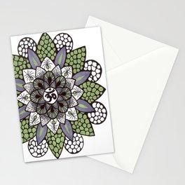 Om Spider Stationery Cards