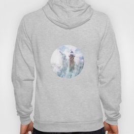 Storm in the lighthouse Hoody