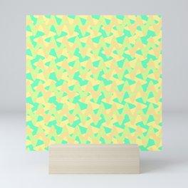 SOFT OVERLAY Mini Art Print