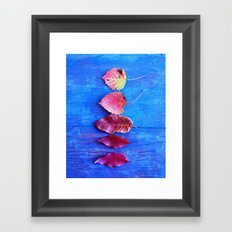It's a Colorful World Framed Art Print