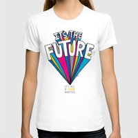future T-shirts featuring The Future by Chris Piascik