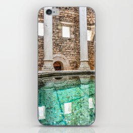 Arab Baths | Girona, Spain iPhone Skin