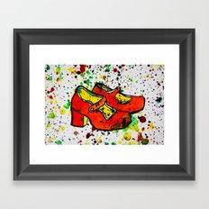 Shoe-Be-Do 1 Framed Art Print