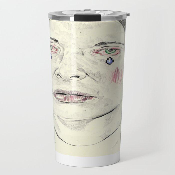 Marina Abramović Travel Mug