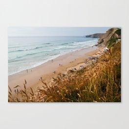 English Summer Canvas Print