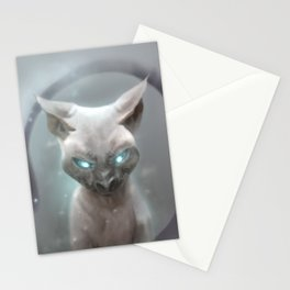 The Birth of Mewtwo Stationery Cards
