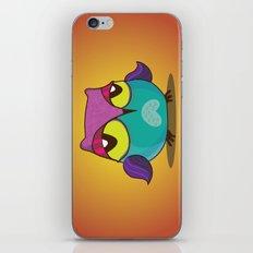 Owl 2 iPhone & iPod Skin