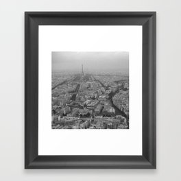 Paris I Framed Art Print