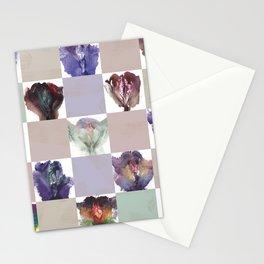 Vagina Portrait Quilt Stationery Cards
