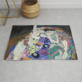 Gustav Klimt - The Virgin Rug