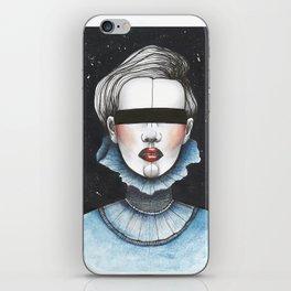 Space Princess iPhone Skin