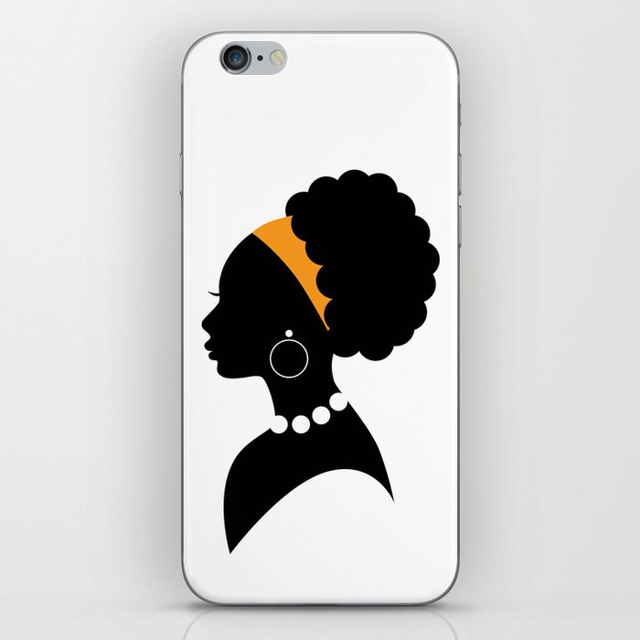 Diva Silhouette I Iphone Skin By Januarygirl Society6