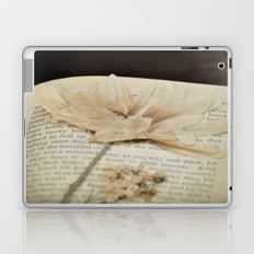 Myths, Flowers Laptop & iPad Skin