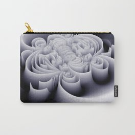 black-and-white -06- Carry-All Pouch