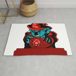 Cartoon koala Wizard Rug