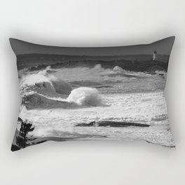Surging Rectangular Pillow