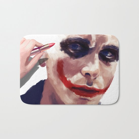Christian Bale Bath Mat