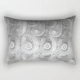 Limestone Garden Rectangular Pillow