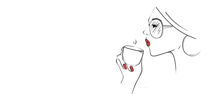 Espresso Chic Coffee Mug