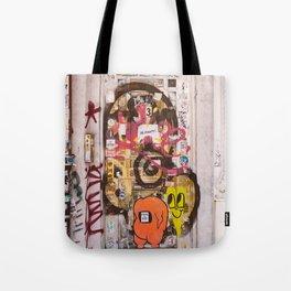 East Village Door II Tote Bag