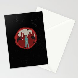 Law's Last Stand Stationery Cards