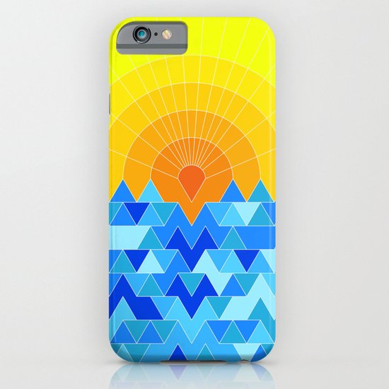 Sun & Sea iPhone & iPod Case
