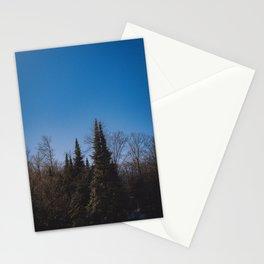 Trees in Muskoka Stationery Cards