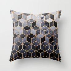 Daydream Cubes Throw Pillow