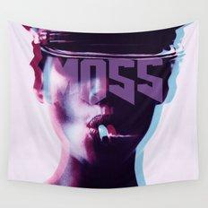 smokin'MOSS Wall Tapestry