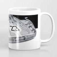 ferrari Mugs featuring Ferrari 512s by sesven