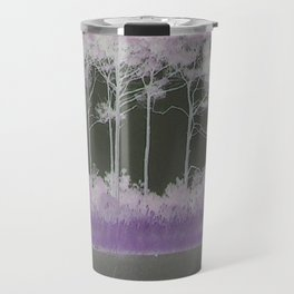 Tranquility in Shades of Lavender Travel Mug