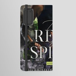 To Reap the Spirit Android Wallet Case